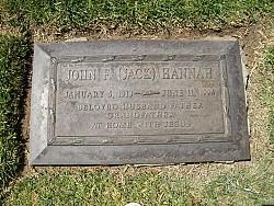 Jack Hannah 1913 1994