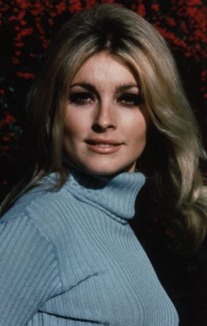 Pleasing Sharon Tate 1943 1969 Hairstyles For Women Draintrainus