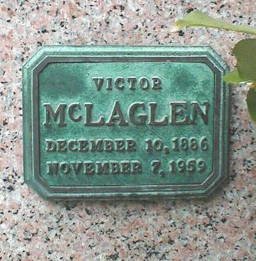 Victor Mclaglen 1886 1959